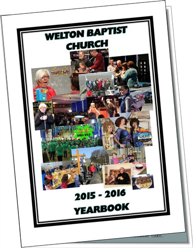 yearbook 2016 mockup